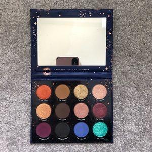 Colourpop Makeup - Colourpop x kathleen lights The Zodiac Palette